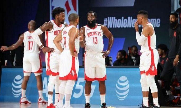 НБА. Хьюстон разбил Бостон, Финикс обыграл Торонто