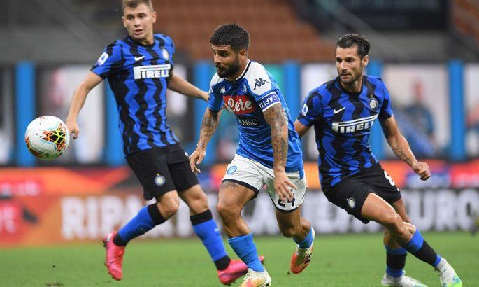 Отойдя от фирменного стиля? Интер – Наполи 2:0. Обзор матча и видео голов