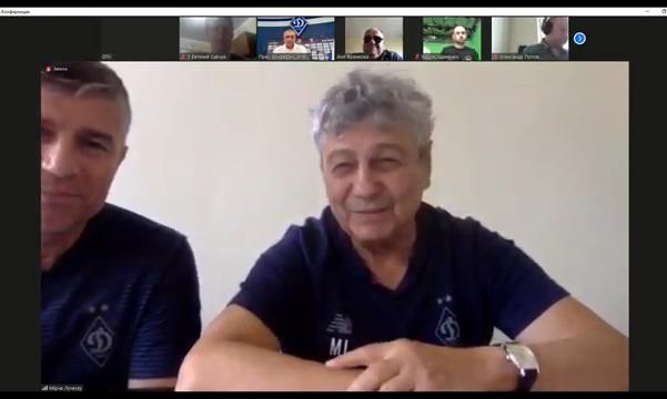 Мирча Луческу: Говорим больше о болельщиках, хотя должны разговаривать о футболе