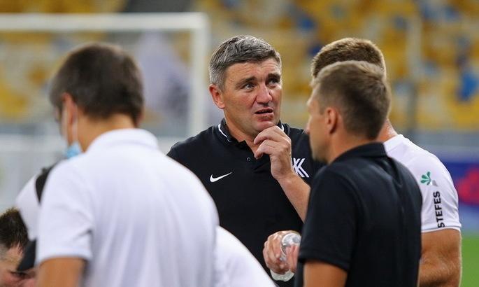 Герой футбольного дня. Руслан Костышин