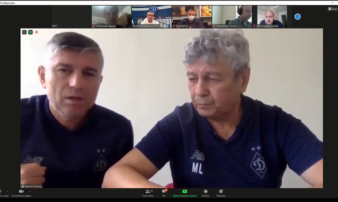Мирча Луческу признался, что разговаривал с Ринатом Ахметовым по поводу Динамо