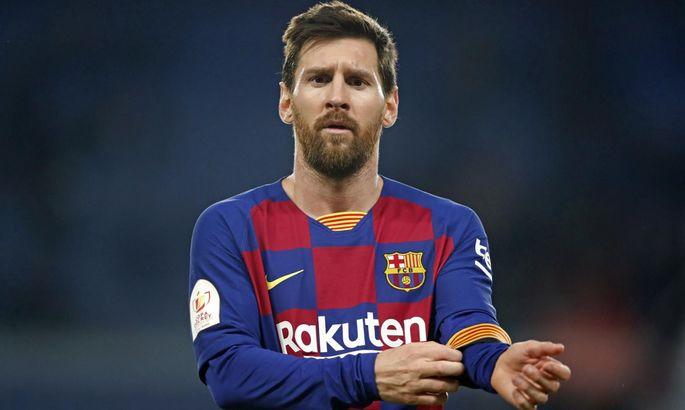СМИ: Интер готов платить Месси 65 миллионов евро в год