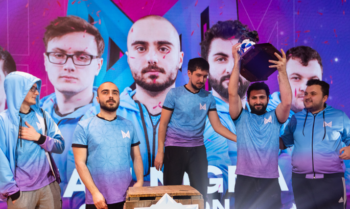 Nigma - чемпион второго сезона OGA Dota PIT 2020