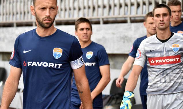 Двое лидеров команды Бабича. Мариуполь не продлил контракты с форвардом и капитаном