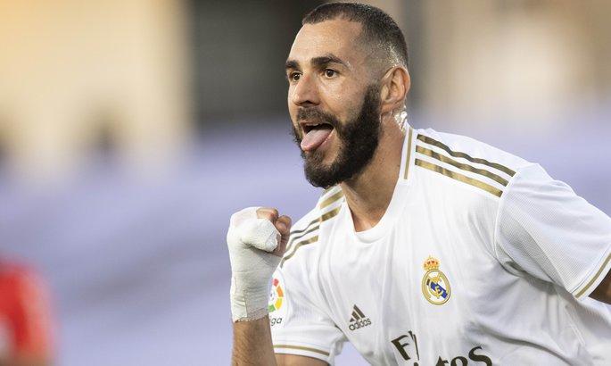 Бензема признан лучшим игроком сезона в Реале