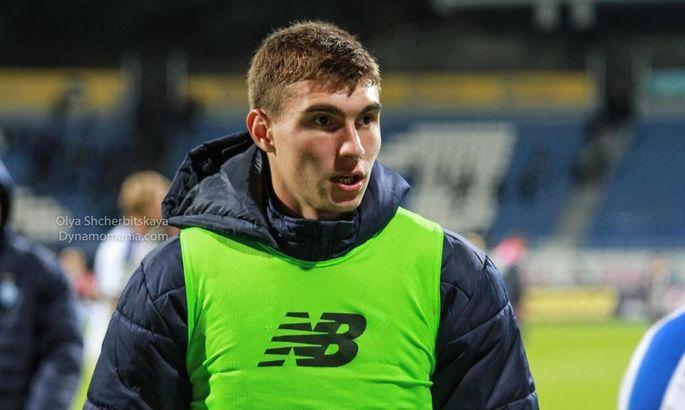 Колос арендует хавбека Динамо и на следующий сезон