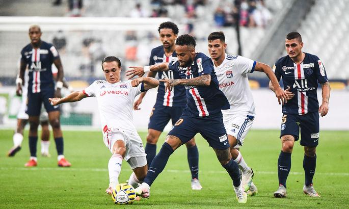 ПСЖ переміг Ліон по пенальті і виграв другий Кубок за тиждень