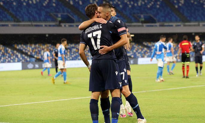 Иммобиле повторил рекорд Игуаина по голам в одном сезоне Серии А