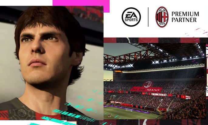 Побеждай как Кака и Дзанетти. Интер и Милан представлены в FIFA 21