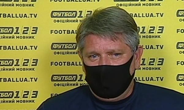 Наставник Чорноморця вважає, що клубу потрібне підсилення