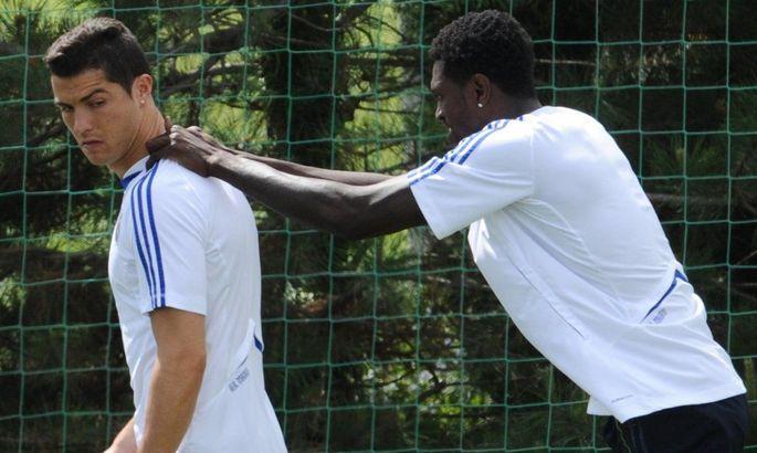 Адебайор: Реал с Роналду был бы фаворитом перед матчем с Сити, Криштиану – голевая машина