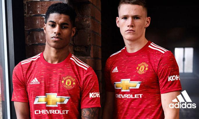 Манчестер Юнайтед презентував домашню форму на сезон-2020/21