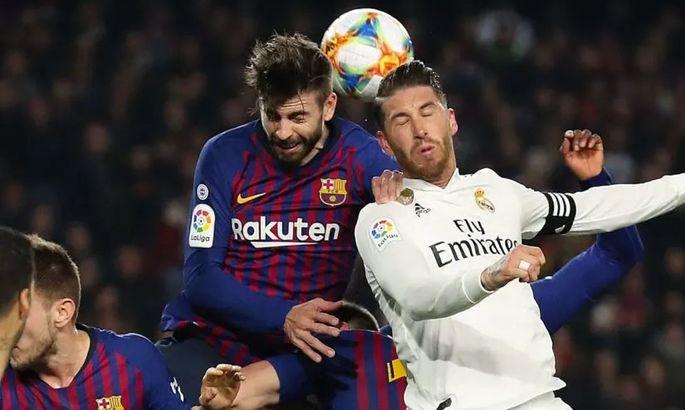 Экс-игрок Реала: Пике? Жерар – игрок второго сорта. Серхио Рамос – лучший защитник в мире