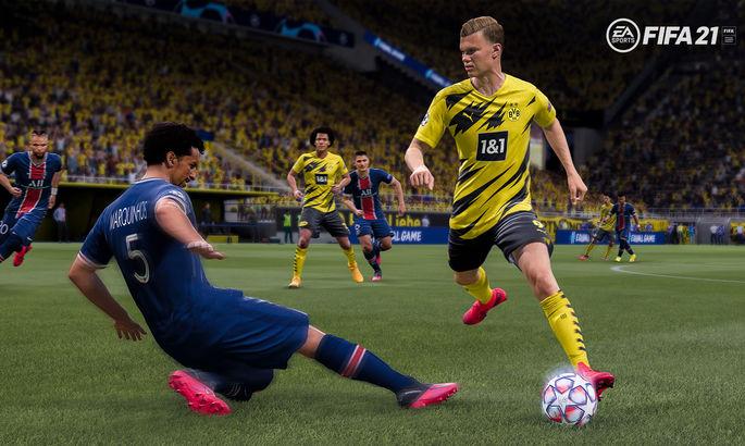FIFA 17 версія №5? EA Sports опублікували геймплейний трейлер FIFA 21