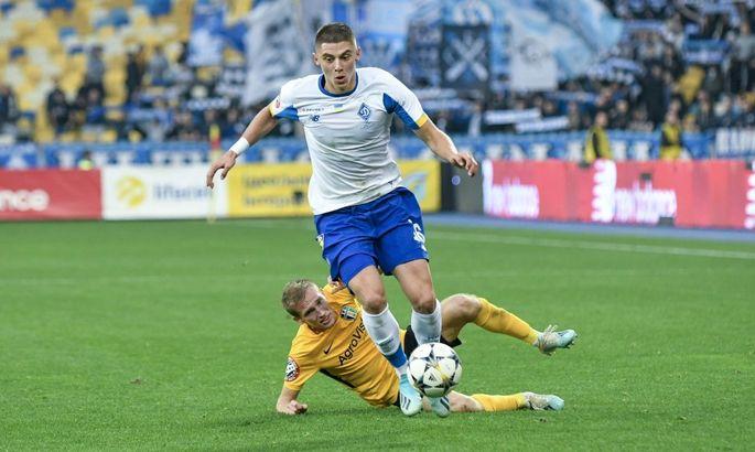 Дженнаро Гаттузо присматривается к игроку киевского Динамо