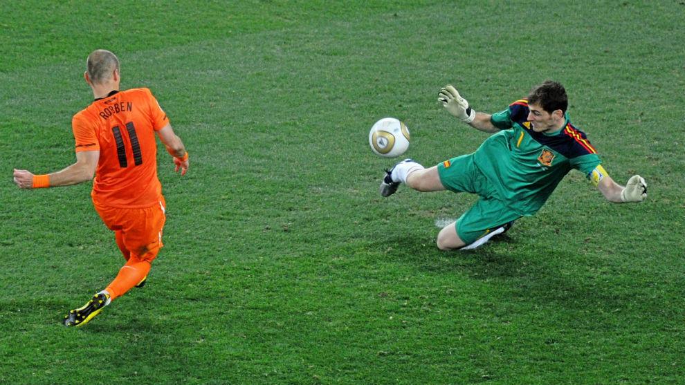 Герой футбольного дня. Ікер Касільяс - изображение 2