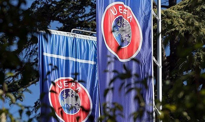 УЕФА расследует возможное проявление дискриминации на матче Германия - Венгрия