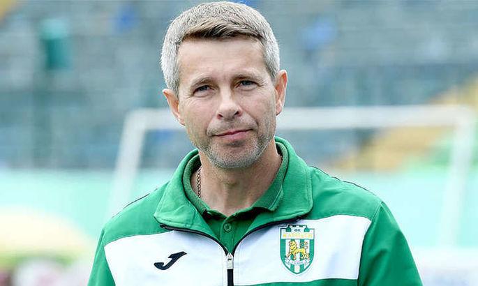 Тренер Карпат висловив незадоволення тривалою паузою в чемпіонаті Другої ліги