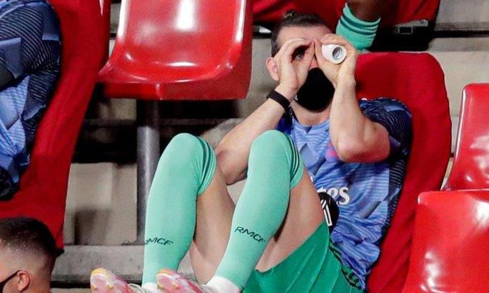 Официально: Зидан не взял Бэйла на матч Лиги Чемпионов