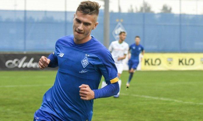 Официально: Янаков перешел в Зарю, Динамо сохранило 50 процентов прав на полузащитника
