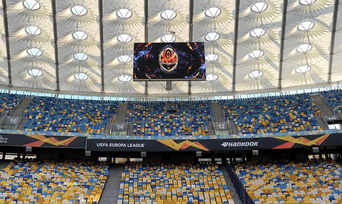 Рейтинг клубов УЕФА. Перед групповым этапом. Шахтер – 15-й, Динамо в шаге от топ-30, а Заря – в сотне