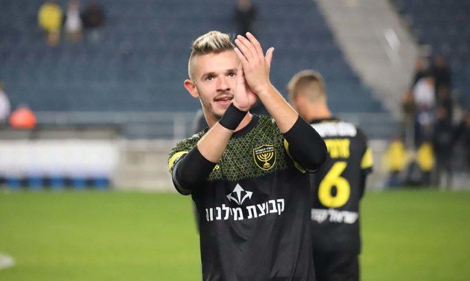Заря арендовала левого защитника из чемпионата Израиля