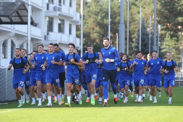 Динамо продолжает подготовку к сезону - Попов работает с ограничениями - изображение 1