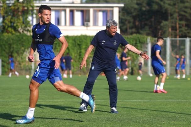 Динамо продолжает подготовку к сезону - Попов работает с ограничениями - изображение 2