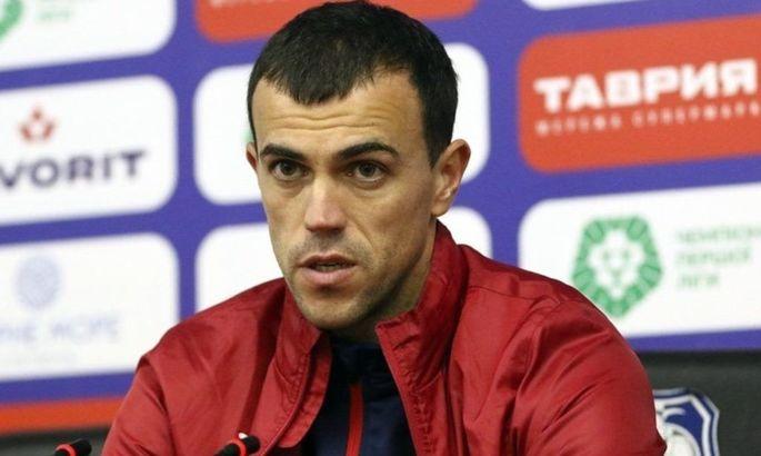 Тренером туру Першої ліги став коуч команди, що йде на передостанньому місці