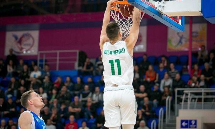 Днепр разгромил Харьковских Соколов на старте сезона