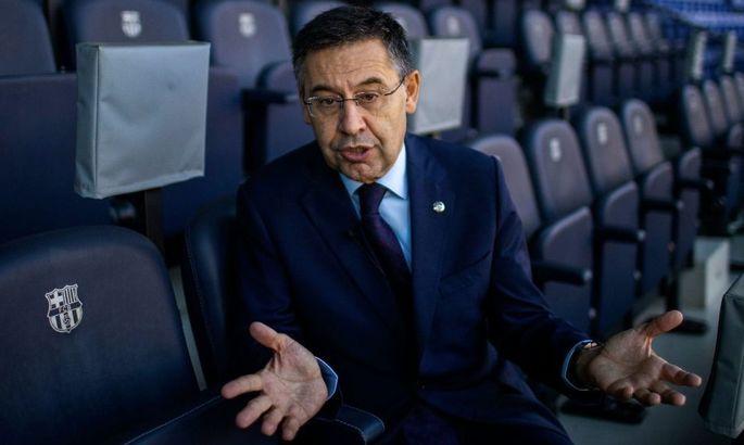 Список з лідерів та талантів: Бартомеу назвав гравців Барселони, які не продаються