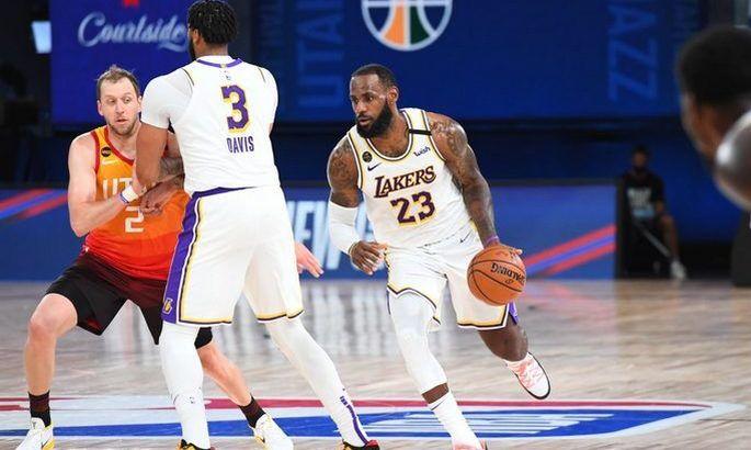 Лейкерс впервые за 10 лет выиграли Запад, Мемфис катится вниз и другие события недели в НБА