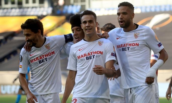 Севілья - Рома 2:0. Відео голів і огляд матчу