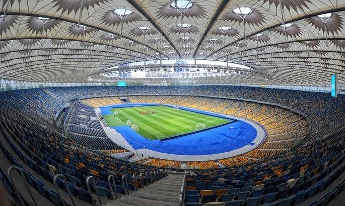СМИ: Шахтер не будет проводить домашние матчи на Олимпийском