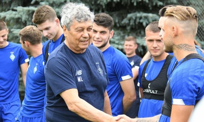 Товарищеский матч Динамо - Верес решили не показывать болельщикам