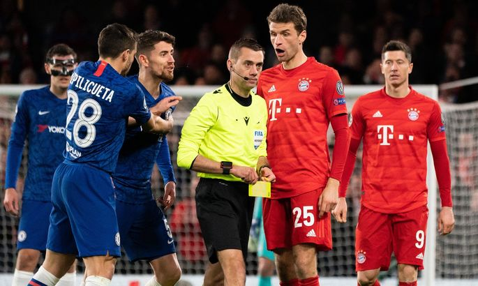 Бавария - Челси. Прогноз на матч Лиги чемпионов