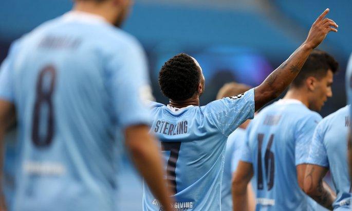 Большое спасибо Варану. Стерлинг забил первый гол в матче Ман Сити - Реал