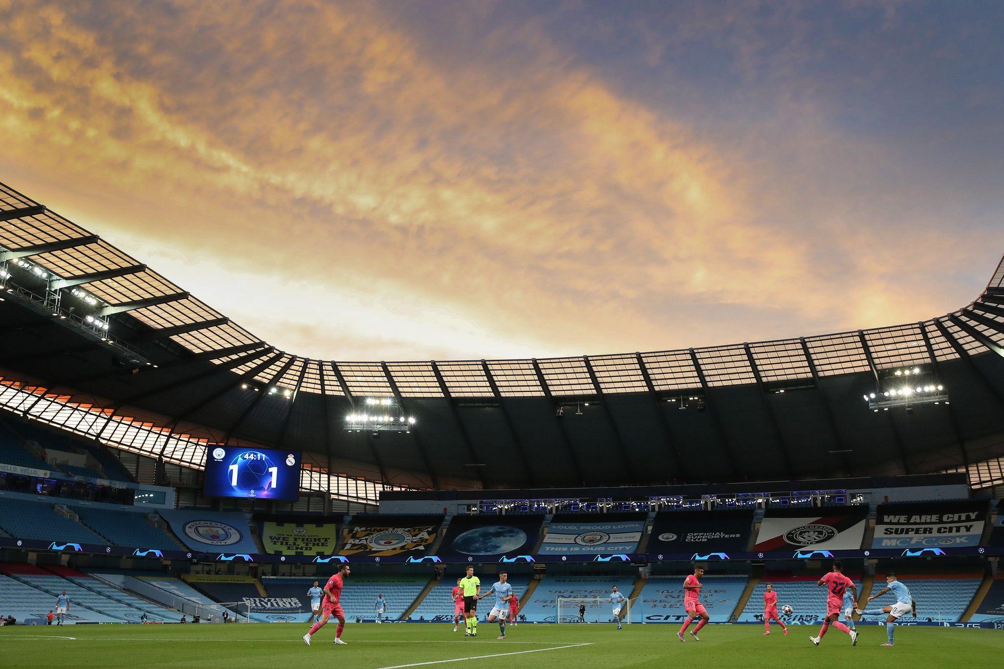 ЛЧ. Манчестер Сіті - Реал 2:1. Проваранили - изображение 1