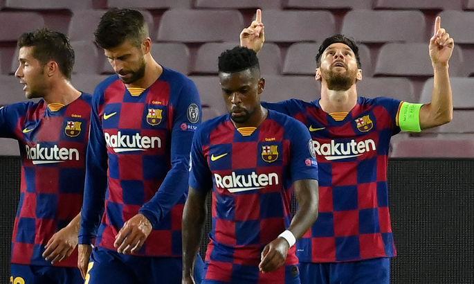 Барселона рискует обанкротиться, если игроки не пойдут на сокращения зарплат