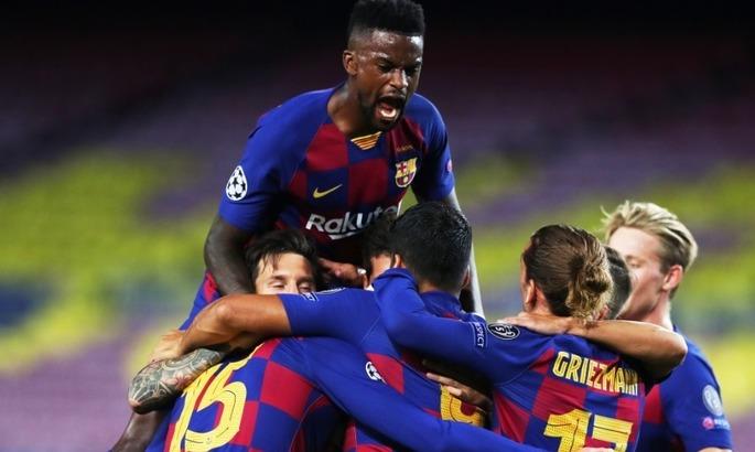 Барселона - Наполи 3:1. Видео голов и обзор матча