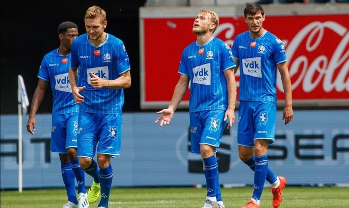 Все три украинца Гента летом могут покинуть клуб