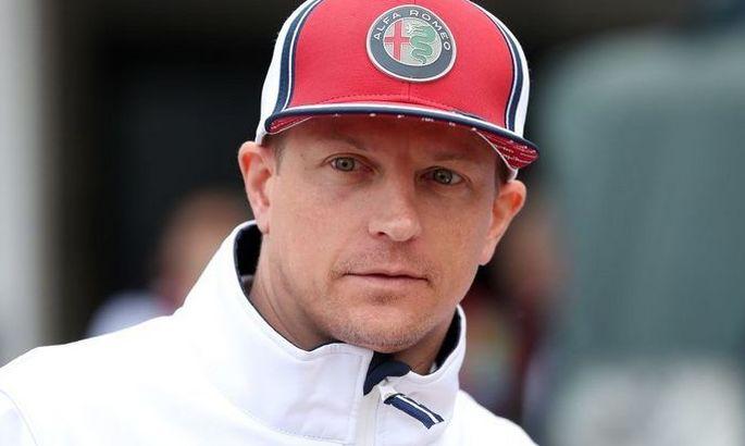 Райкконена замінить Кубіца на Гран-прі Італії