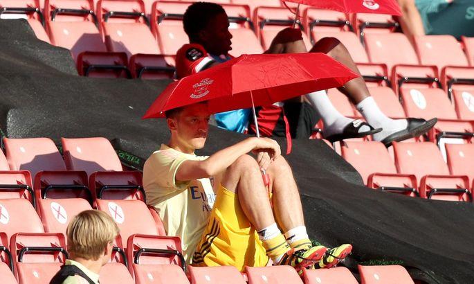 Жуть и мерзость в Арсенале, или Почему нам всем стоит извиниться перед Месутом Озилом