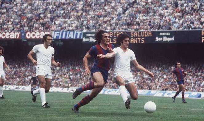 В якій формі грали найкращі клуби світу 50 років тому