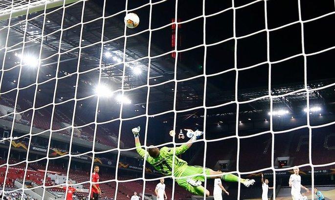 Манчестер Юнайтед - Копенгаген 1:0. Видео обзор матча