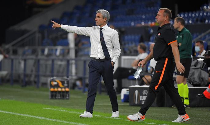 Луиш Каштру: Интер - претендент на победу в Лиге Европы, как и мы