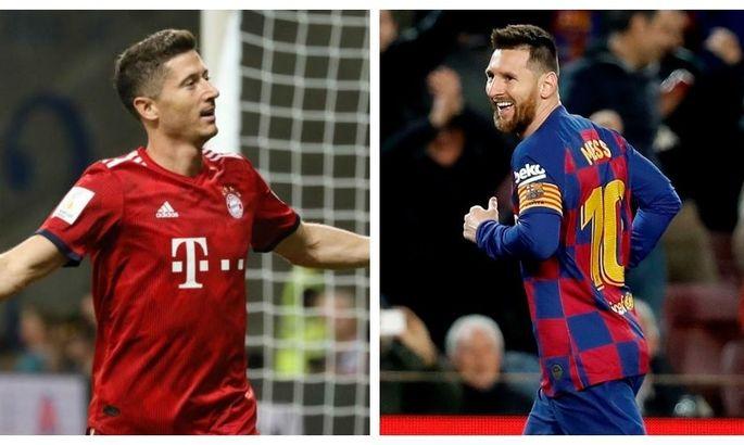 Барселона - Бавария. Прогноз на матч Лиги чемпионов