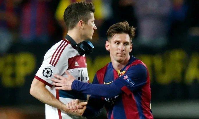 Сетьєн: Левандовскі - блискучий футболіст, але Мессі вище рівнем