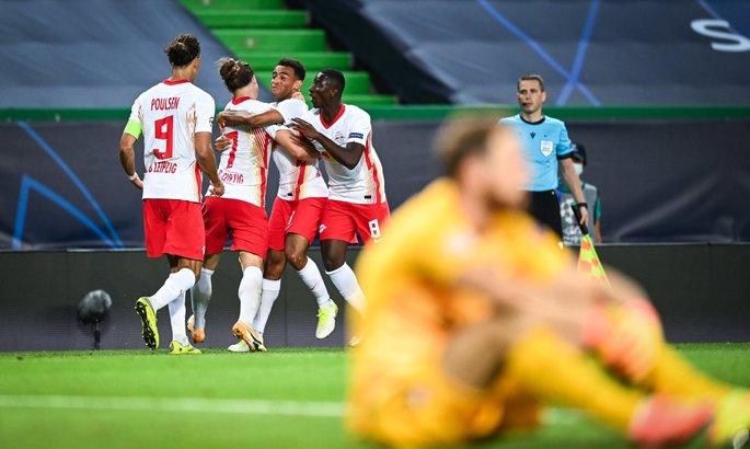 РБ Лейпциг - Атлетико 2:1. Торжество футболу