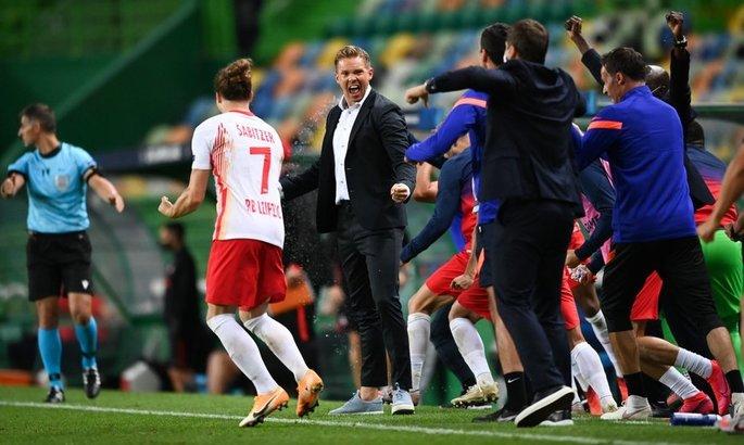 Юлиан Нагельсманн установил уникальное достижение Лиги Чемпионов